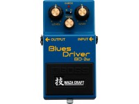 BOSS BD-2W Blues Driver Pedal Compacto Guitarra