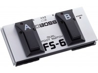 BOSS FS-6 Pedal Footswitch Duplo