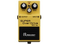BOSS SD-1W Super OverDrive Pedal Compacto Guitarra