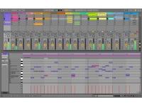Ableton Live 10 Suite UPG 7-9 Suite Ableton Live Live 10 Suite é a versão completa do Ableton Live Live 10. É uma criação de música e software de desempenho com uma gama de instrumentos virtuais, máquinas de ritmos, efeit...