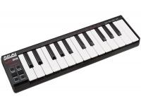 Akai LPK 25 O Akai LPK 25 é uma descida na escalada relativamente à série MPK de teclados controladores da AKAI, mas nem por isso perdendo a qualidade de características e construção. o teclado dimi...