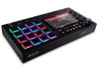 Akai MPC Live O Akai MPC Live tem uma reputação bem merecida por sons que atingem o som e o som excelentes, imediatamente fora da caixa. O Akai MPC Live vem pré-instalado com o The Vault 2.0, 10 GB de so...