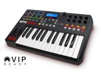 Akai MPK 225 Akai MPK 225 - Sempre no Controlo  Como um controlador all-in-one, o Akai Professional MPK225 inclui teclado e pads de alto desempenho que combina a profunda integração de software, flu...
