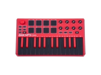 Akai MPK Mini MK 2 Limited Edition Red