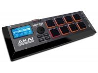 Akai MPX8 Akai MPX8 - A simplicidade dos samples    Utilize qualquer sample virtual armazenado em cartões SD ou SDHC e atribua-o a qualquer um dos 8 pads retroiluminados sensíveis à velocidad...