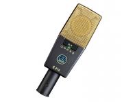 AKG C414 XLII Microfone com membrana grandeAKG C414 XLII    Microfone Condensador para Estúdio  Alta Sensibilidade e Alto-Ruído Extremamente Baixo  5 Padrões de Polaridade Chave...