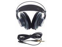 AKG K702 PURA PERFEIÇÃO  para audição precisão, mixagem e masterização  Os K702 do são de referência, abertos, mais de fones de ouvido de estúdio para audição precisão, mixagem e mas...