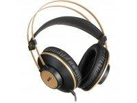 AKG K92 HeadphonesAKG K92 - Auscultadores que são o seu pilar de estúdio - Para monitorização de som ao vivo, salas de ensaio e estúdios de gravação.