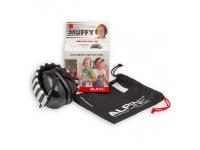 Alpine Muffy Gehörschutz Black