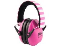 Alpine Muffy Gehörschutz Pink   As crianças são muitas vezes expostas a muito barulho, que é muito alto para elas. Pesquisas indicaram que 1 em cada 8 crianças ficam com danos permanentes de audição por causa di...