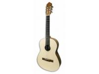 APC GC S OP 4/4 Simples Nylon APCGC S OP 4/4 Simples Nylon  Guitarra de tamanho 4/4  Tampo: spruce (abeto)  Ilhargas e fundo: sapelie  Braço: mogno  Escala: pau-santo  Carrilhões: níquel...