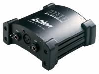 Ashton DI10 Numa caixa pesado e resistente, o DI10 é uma caixa DI de qualidade profissional e confiável. A chave do seu baixo, Acústico ou teclado sendo ouvido, este DI permite que você se conecte dir...