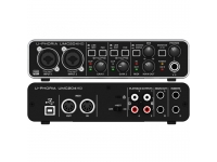 Behringer Interface Audio USB UMC204HD