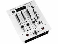 Behringer Mesa de Mistura DX626-UE Mesa de Mistura DX626-UE.  mesa de mistura especificamente desenhada para atuações de DJing com três canais e crossfader; funcionalidade de pré-escuta disponível em todos os canais; eq...