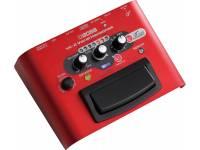 Boss VE-2 Combinando som sofisticado com um funcionamento simples, o VE-2 Vocal Harmonist proporciona uma solução de efeitos completa para todos os cantores, particularmente aqueles que se fazem acomp...