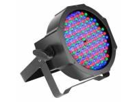 Cameo Flat Par Can RGB 10 IR   O Cameo CLPFLAT1RGB10IR é uma luz plana e leve PAR com cores RGB e 14 ° de ângulo de feixe de fornecimento de uma variedade de funções e efeitos de iluminação . Um total de 144 g...