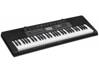 Casio CTK-2500 Teclado Casio CTK-2500 estilo piano  Um teclado fácil de tocar com uma aparência que nos lembra a do piano acústico.    | Efeitos digitais  Use efeitos para aplicar reverbera�...