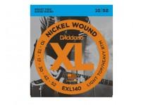 D´Addario Jogo de Cordas Guitarra Eléctrica EXL-140 010