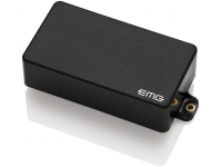 EMG 81 Black Pickup para guitarra EMG 81 Black  Frequência de ressonância: 2,25 kHz  Saída RMS: 1,25 V  Saída de pico: 1,75 V  Ruído de saída: 91 dBV  Impedância de saída: ...