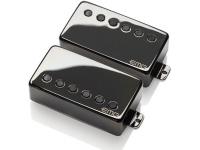 EMG JH Set Conjunto de coleta ativoEMG JH Set  Conjunto de assinaturas de James Hetfield (Metallica)  Humbucker EMG JH-B e JH-N  Espaçamento das cordas: padrão  Com o exclusivo sistema de...