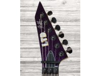 ESP LTD Kirk Hammett Purple Sparkle Ouija Limited Edition