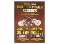 Eurico A. Cebolo Guitarra Mágica Acordes Esta obra...nasceu a pensar...[no] respeito que me merecem todos aqueles que sentem o desejo de aprender.