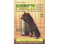 Eurico A. Cebolo Música Mágica 2 Música Mágica 2 inclui teoria, solfejo e escrita para gente de todas as idades. Indispensável no estudo da música este método de aprendizagem ajuda-o numa forma fácil de ensinar tran...