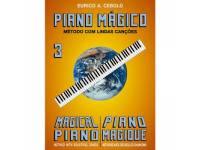 Eurico A. Cebolo Piano Mágico 3