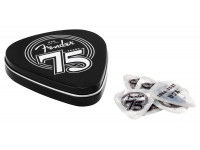 Fender  75th Anniversary Pick Tin (18un) Black