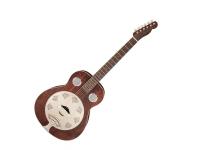 Fender Brown Derby Resonator Para o guitarrista acústico cheio de estilo com uma propensão para um instrumento ressonador igualmente com estilo, o Brown Derby Resonator ressonador confere uma confiança ao som e estilo ...
