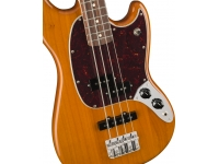 Fender Mustang Bass PJ Aged Natural