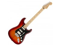 Fender Player Stratocaster HSS Plus Top MN Aged Cherry Burst