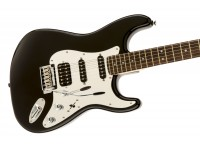 Fender quier Standard Fat Strat Special Ed Black Mirror