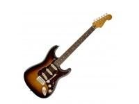 Fender Squier Classic Vibe Strat 60s 3TS Caracteristicas:  Corpo: Alder. Braço: Maple; Formato: Modern