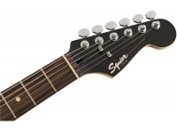Fender Squier Contemporary HSS Laurel Fingerboard Black Metallic