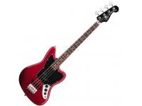 Fender Squier Vintage Modified Jaguar Bass Special SS IL Candy Apple Red O baixo Vintage Modified Jaguar® Bass Special reproduz o clássico Fender® num modelo Squier®, com excelente aspecto e som, super versátil, de pickups activos.    Feito pela Squier...
