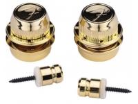 Fender Strap Locks FSLG1 Gold