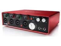 Focusrite Scarlett 18i8 2nd Gen  