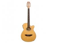 Garrido Bossa Natural Satinado A guitarra clássica Bossa CENAT reproduz o timbre típico de uma guitarra clássica de cordas de nylon mas com uma nova caixa
