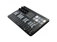 Korg nanoKEY Studio Um tudo em um que proporciona inspiração. Um teclado MIDI portátil que se liga via USB ou sem fios.    O nanoKEY Studio fornece um teclado, knobs, trigger pads e touch pad que lhe p...