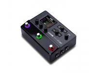 Line6 HX Stomp Box O novo HX Stomp é um processador multi-efeitos de nível profissional que oferece o som dos amplificadores, colunas e efeitos Helix® num pedal compacto.