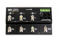 Line6 M9 Stomp Box -Mais de 100 efeitos de stompbox  -Controlo total sobre os arranjos de efeitos  -Crie até 24 cenários de configurações de pedal  -Looper 28s com interruptores de pedal para REC/Ov...