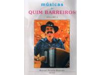 Manuel Pereira Resende Músicas de Quim Barreiros Volume I Este Livro de Canções foi preparado com muito agrado para satisfação dos admiradores de este que é um dos mais conhecidos músicos populares portugueses, Quim Barreiros. Aproveite, semp...