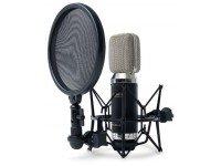Marantz MPM-3500R O MPM-3500R é um microfone de fita de alta qualidade que captura fielmente todos os sons das subtis nuances de instrumentos de cordas para vocais de rock e percussão. Superbly concebido e tr...