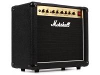 Marshall DSL5CR Marshall DSL5CR é umAmplificador portátil de 5 watts para uso doméstico ou pequenos shows equipados com alto-falante Celestion 10-30.  Valvúlas pré-amplificados: 3 x ECC83, Power v...