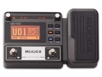 Mooer GE100 Box Guitar Multi FX Mooer GE100 Box Guitar Multi FX   Display LCD de alto brilho    8 módulos de efeitos com 66 tipos diferentes de efeitos    23 tipos de distorções com 7 simula...