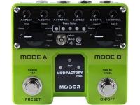 Mooer Mod Factory Pro Mooer Mod Factory Pro   11 efeitos de modulação diferentes em um único micro PEDAL    Chip DSP 32 bit de alta performance    Design analógico   ...