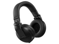 Pioneer HDJ-X5BT Bluetooth DJ Black Desloque-se livremente com os auscultadores sobre o ouvido para DJ HDJ-X5BT com tecnologia sem fios Bluetooth. Este modelo dos nossos auscultadores HDJ-X5 DJ elimina um cabo a mais da sua conf...
