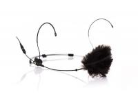 Rode Minifur-HS1 O Rode Minifur HS1 é um eficaz corta-vento em pêlo, compatível com o microfone HS1, semelhante ao corta-vento que já vem incluído no pacote do microfone HS1.  É compatível com ambo...