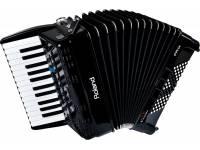 Roland FR-1X BK Compacto, leve e com funções avançadas  Os V-Accordions revolucionaram o mundo da música e a Roland dedicou-se ao desenvolvimento contínuo destes incríveis instrumentos. A série FR-1...